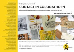 expositie contact in coronatijden